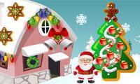 لعبة ديكور منزل الثلج