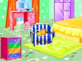 العاب ترتيب غرف نوم البنات